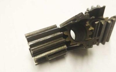 Электроэрозионная обработка шестерен предварительно закаленных