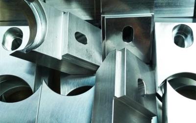 Фрезерная обработка алюминиевых деталей