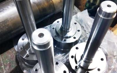 Фрезерная обработка полуосей для приводной техники