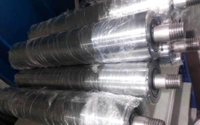 Металлические конвейерные ролики