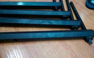 Оксидирование стальных крепежных элементов