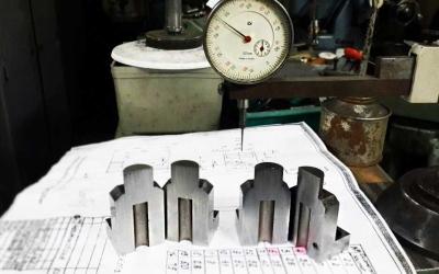 Плоская шлифовка металлических изделий в спб