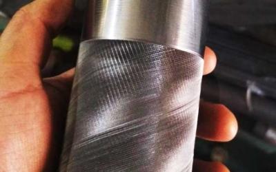 Круглая шлифовка закаленного пуансона