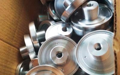 Токарная обработка чпу алюминиевых корпусов