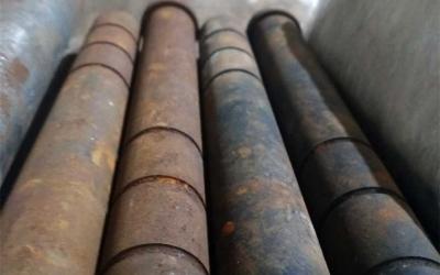Закалка валов и иных металлических изделий