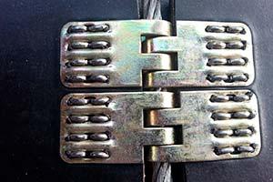 Механические соединители конвейерных лент
