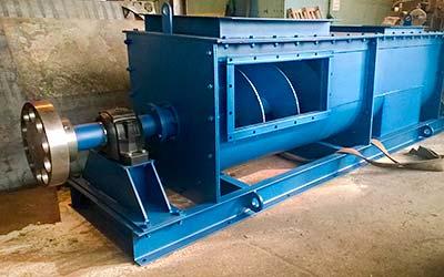 Изготовление транспортер барабан приводной на транспортер