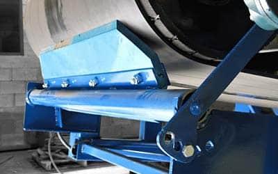 Скребки для конвейерной ленты