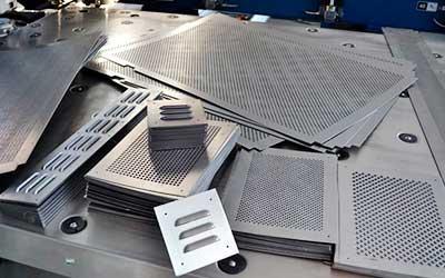 Изготовление штампованных изделий