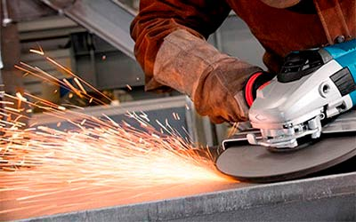 Слесарные работы по металлу